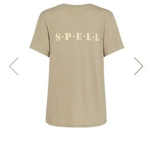 Spell & The Gypsy Collective Tops - Spell ID Tee medium